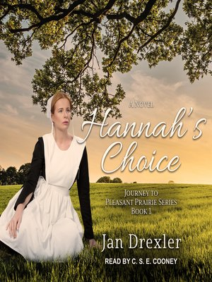 cover image of Hannah's Choice