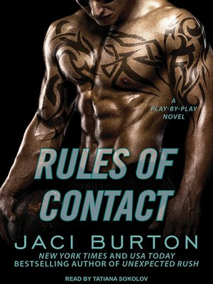 cover image of Rules of Contact