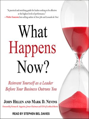 cover image of What Happens Now?