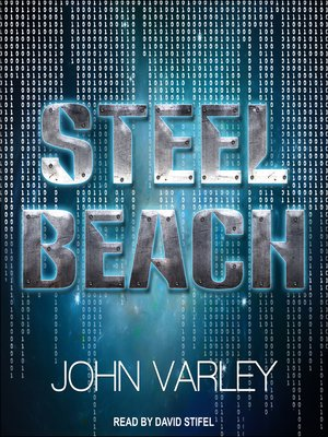 cover image of Steel Beach