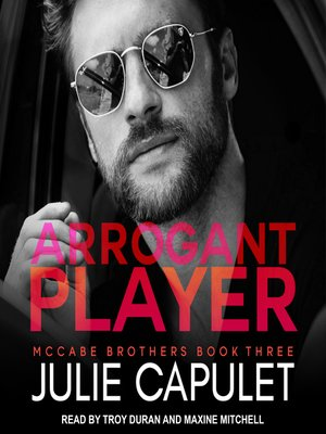 cover image of Arrogant Player
