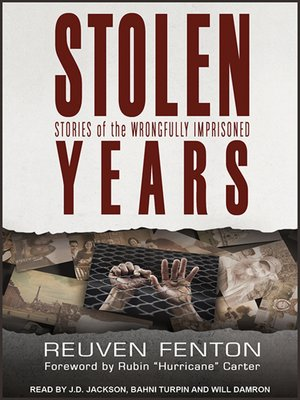 cover image of Stolen Years