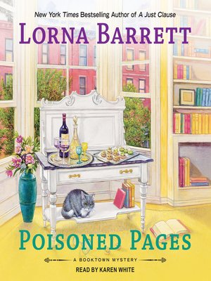 cover image of Poisoned Pages