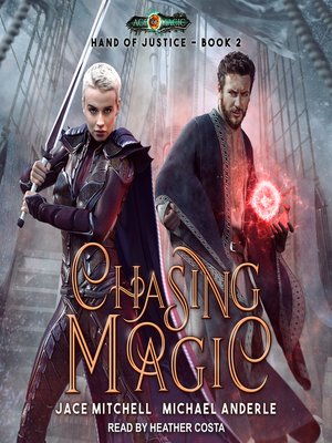 cover image of Chasing Magic