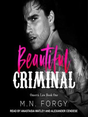 cover image of Beautiful Criminal