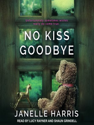 cover image of No Kiss Goodbye