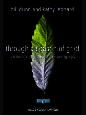 cover image of Through a Season of Grief