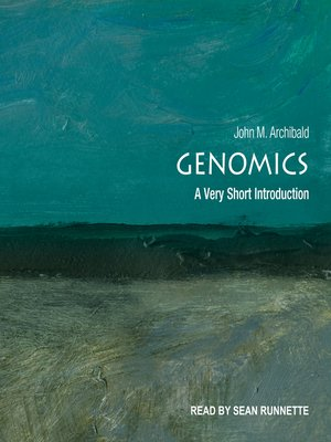 cover image of Genomics