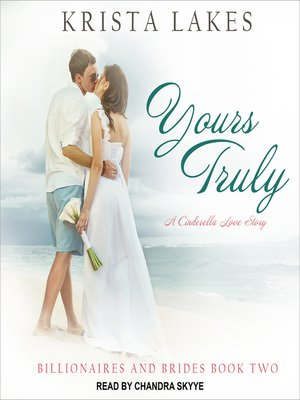 cover image of Yours Truly--A Cinderella Love Story