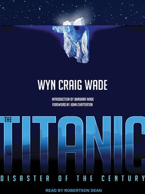 cover image of The Titanic