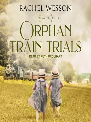 cover image of Orphan Train Trials