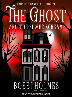 cover image of The Ghost and the Silver Scream