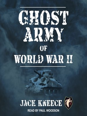 cover image of Ghost Army of World War II