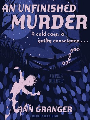 cover image of An Unfinished Murder