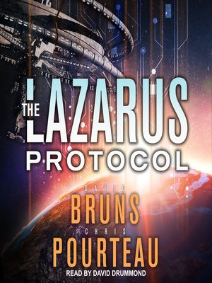 cover image of The Lazarus Protocol