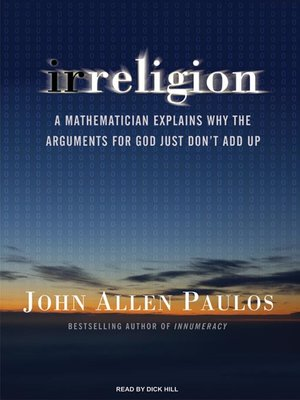 cover image of Irreligion