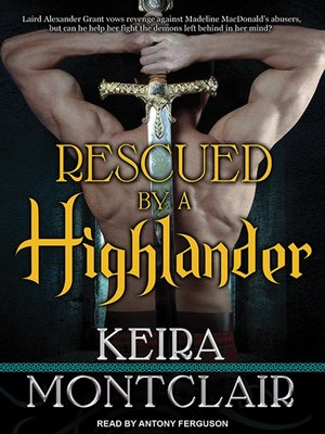 cover image of Rescued by a Highlander