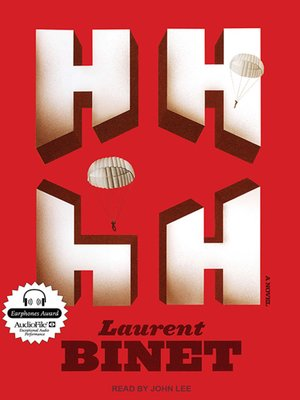 cover image of HHhH