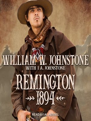 cover image of Remington 1894