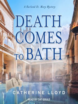 cover image of Death Comes to Bath
