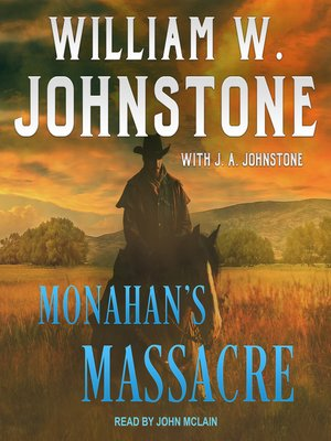 cover image of Monahan's Massacre