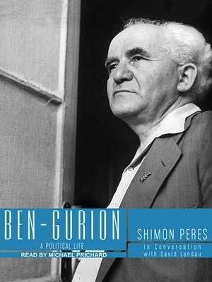 cover image of Ben-Gurion