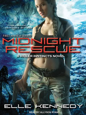 cover image of Midnight Rescue