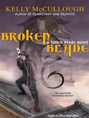cover image of Broken Blade