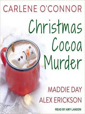 cover image of Christmas Cocoa Murder