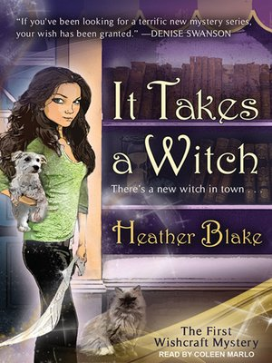 cover image of It Takes a Witch--A Wishcraft Mystery