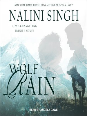 cover image of Wolf Rain