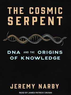 cover image of The Cosmic Serpent