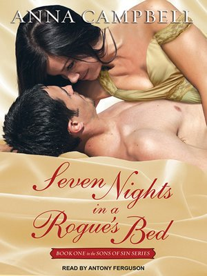 cover image of Seven Nights in a Rogue's Bed