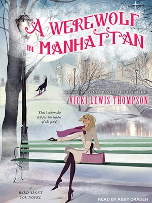 cover image of A Werewolf in Manhattan