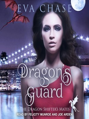 cover image of Dragon's Guard--A Reverse Harem Paranormal Romance