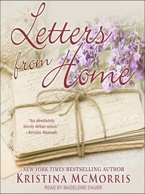 cover image of Letters from Home