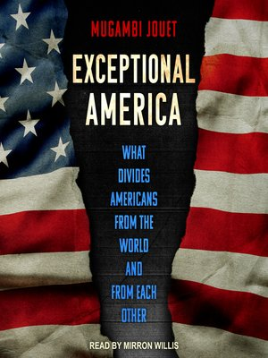cover image of Exceptional America