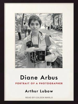 cover image of Diane Arbus
