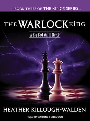 cover image of The Warlock King