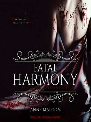 cover image of Fatal Harmony