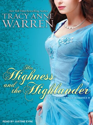 cover image of Her Highness and the Highlander