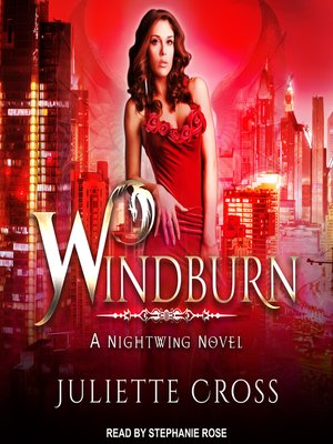 cover image of Windburn--A Dragon Fantasy Romance