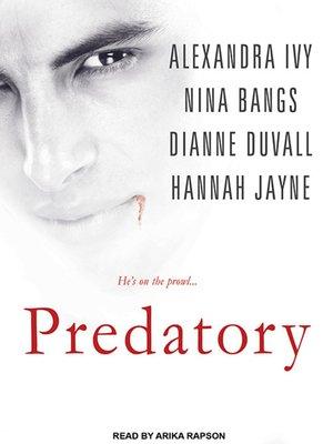 cover image of Predatory