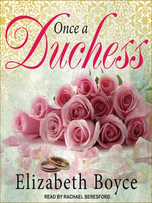 cover image of Once a Duchess