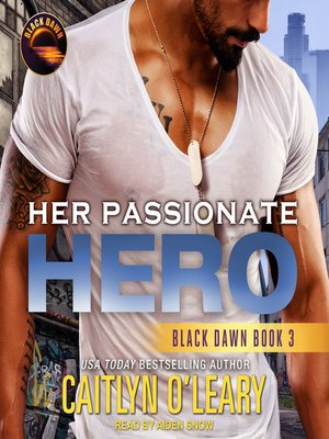 cover image of Her Passionate Hero