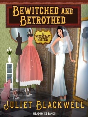 cover image of Bewitched and Betrothed