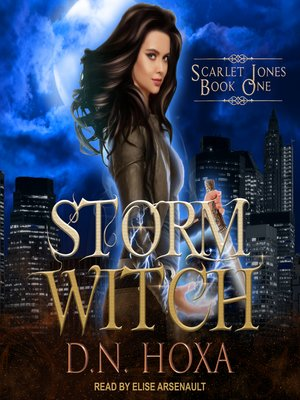 cover image of Storm Witch