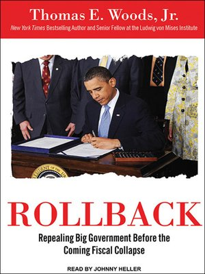 cover image of Rollback
