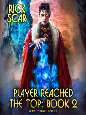cover image of Player Reached the Top, Book 2