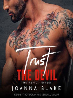 cover image of Trust the Devil